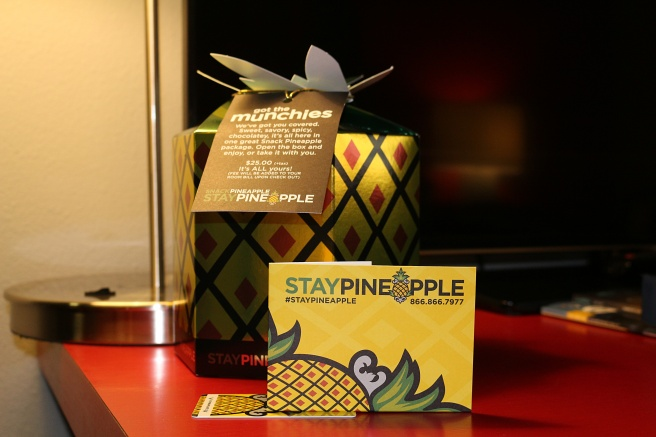 Stay Pineapple Hotel FIVE